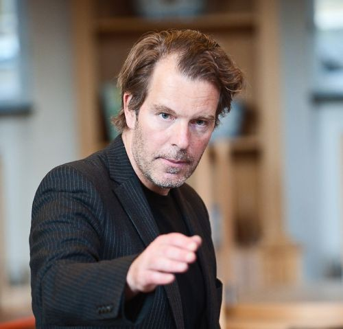 Fredrik Malmberg, conductor